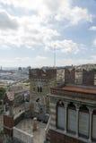 DAlbertis kasztel, Genova, Włochy Obraz Royalty Free