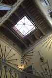DAlbertis-Schloss, Genua, Italien Lizenzfreies Stockfoto