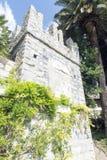 DAlbertis-Schloss, Genua, Italien Lizenzfreies Stockbild
