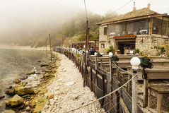 Dalboka -Clam Farm and Restaurant ,Bulgaria Royalty Free Stock Photo