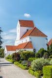 Dalby修道院 图库摄影