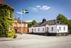 Dalby瑞典 免版税库存照片