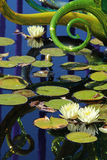 Dale Chihuly Exhibit Stock Photography