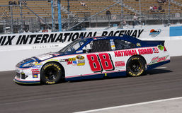 Dale Earnhardt Jr.  NASCAR Sprint Cup Driver Royalty Free Stock Image