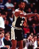 Dale Ellis, San Antonio Spurs Image stock
