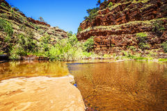 Dale Gorge Australia Stock Photography