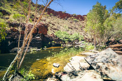 Dale Gorge Australia Royalty Free Stock Photo