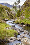 Dale Head Beck. /Stream located at the base of the Dale Head Mountain range royalty free stock photography