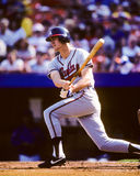 Dale Murphy Atlanta Braves Stock Image