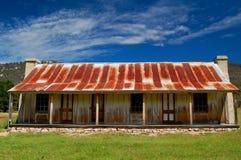 dale orroral historycznej homestead Obrazy Royalty Free