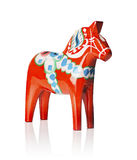 Dalecarlian Horse Royalty Free Stock Photo