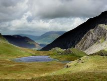 Dalehead Tarn 2 Royalty Free Stock Photography