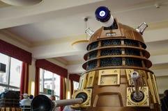 Dalek στο Sci Fi Scarborough Στοκ εικόνες με δικαίωμα ελεύθερης χρήσης