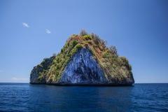 Daleka wapień wyspa Obrazy Stock