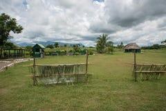 Daleka wioska: Fiji Obrazy Stock