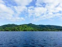 Daleka wyspa Zdjęcia Stock