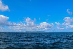 Daleka wyspa Obrazy Stock