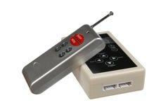 Daleki kontroler dla dowodzonego Zdjęcie Royalty Free