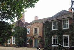 Daleki Ley dom w Tanworth w Arden zdjęcie royalty free