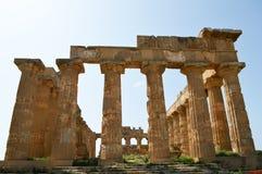 Dalen av templen av Agrigento - Italien 09 Royaltyfri Bild