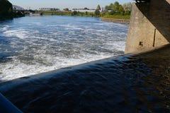 Dalend water 3 Royalty-vrije Stock Afbeeldingen