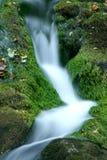 Dalend Water royalty-vrije stock afbeeldingen