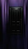 Dalende deur Stock Foto's