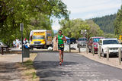 DAlene Ironman Coeur Стоковое Изображение RF
