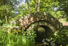 Dales Bridge royalty free stock photography