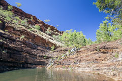 Dales Gorge Australia Royalty Free Stock Images