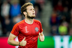 Daley Blind Stockfotos