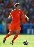 Daley Blind Coupe du monde 2014 Royalty Free Stock Photos