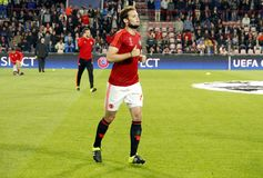 Daley Blind Manchester Unied Stock Photography