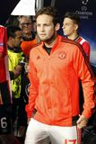 Daley Blind Manchester Unied Royalty Free Stock Photography