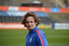 Daley Blind Stock Photography