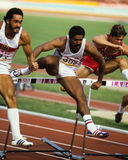 Daley Thompson Arkivfoto