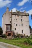 Dalgatie Castle Turriff Aberdeenshire Σκωτία UK Στοκ Φωτογραφίες