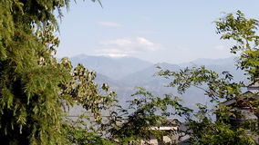 Dalhousie Dharamshala, Himanchal Pradesh Royaltyfri Fotografi