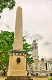 Dalhousie Obelisk in Singapore Royalty Free Stock Photo