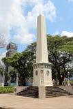 Dalhousie Obelisk - Singapore Royalty Free Stock Photo