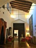 Dali - торжественный музей замка - дом в городке Pubol, Испании стоковое фото