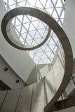 在萨尔瓦多Dali博物馆里面 库存照片