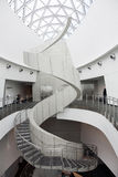 在萨尔瓦多Dali博物馆里面 库存图片