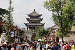 Dali  ancient city in yunnan,cina Royalty Free Stock Photography