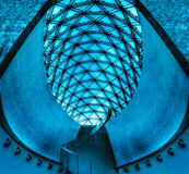 Dali Ceiling Royaltyfri Fotografi
