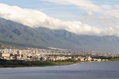 Dali city ( Dengchuan) on erhai lake,Yunnan China. Royalty Free Stock Images