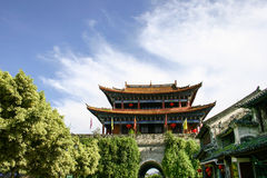 Dali city entrance, Yunnan, China Stock Photography
