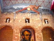 Dali de musée Photos libres de droits