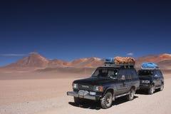 Dali desert Stock Images