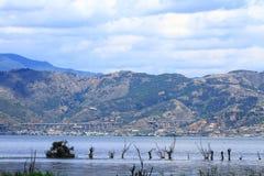 Dali Erhai Lake Royalty-vrije Stock Afbeelding